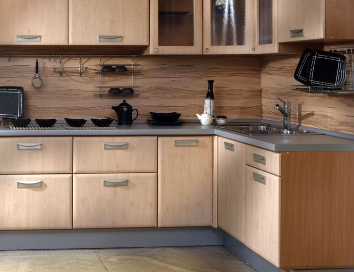 Фальш-панель для кухни (20 фото): что это такое, способы установки (видео), виды материалов