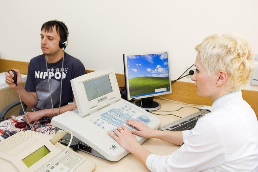 Как проводится аудиометрия и что это такое?