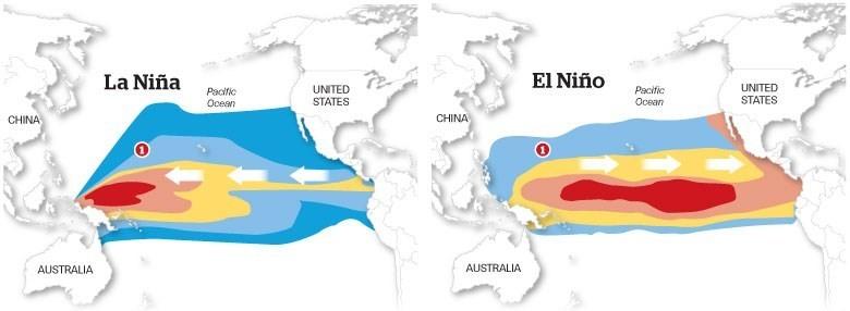 Эль-ниньо – самое мощное течение в мировом океане[4]. 100 великих рекордов стихий [с иллюстрациями]