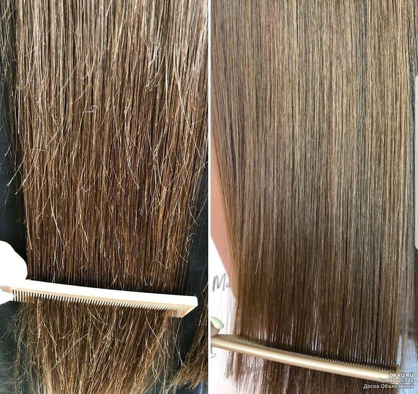 Полировка волос плюсы и минусы,фото до и после, цены и отзывы,в домашних условиях и в салоне