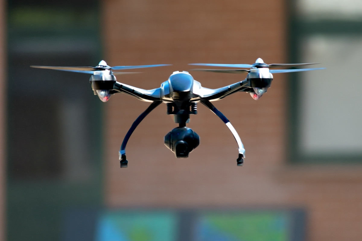 Лучшие квадрокоптеры с камерой и большой дальностью полета