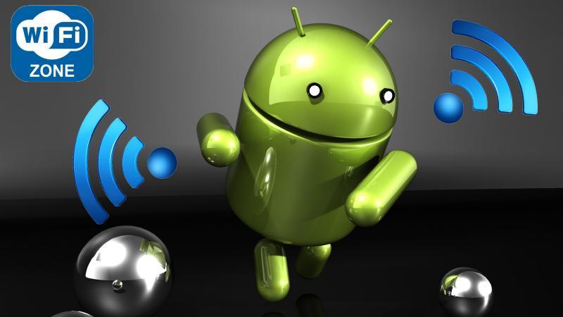 Как найти мобильную точку доступа к интернету на смартфоне android