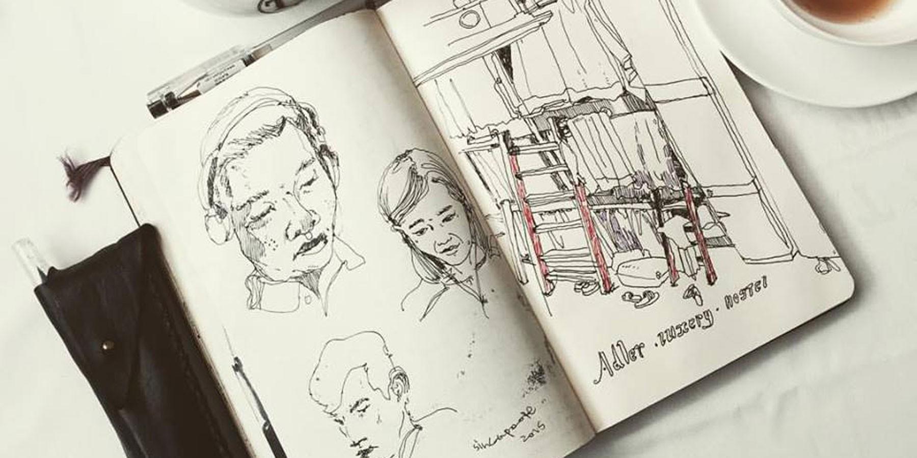 Рисунки для срисовки карандашом для начинающих легкие и красивые