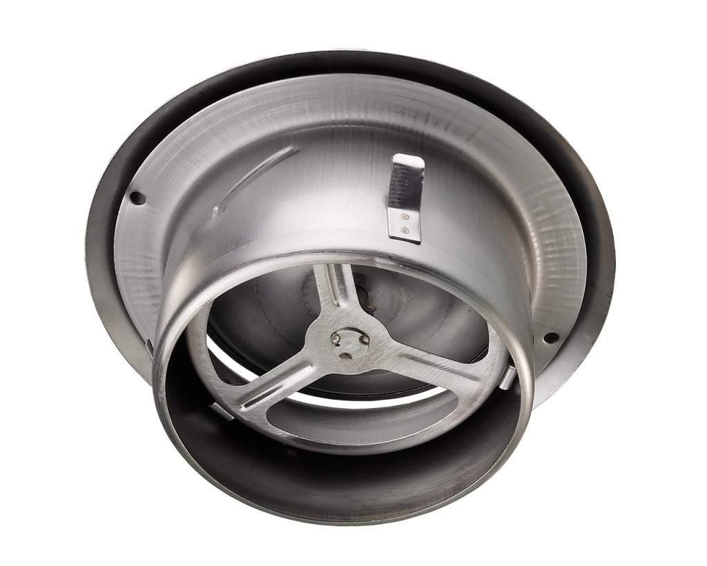 Диффузор вентиляционный (вытяжной, приточный): что это такое, принцип работы, как выбрать