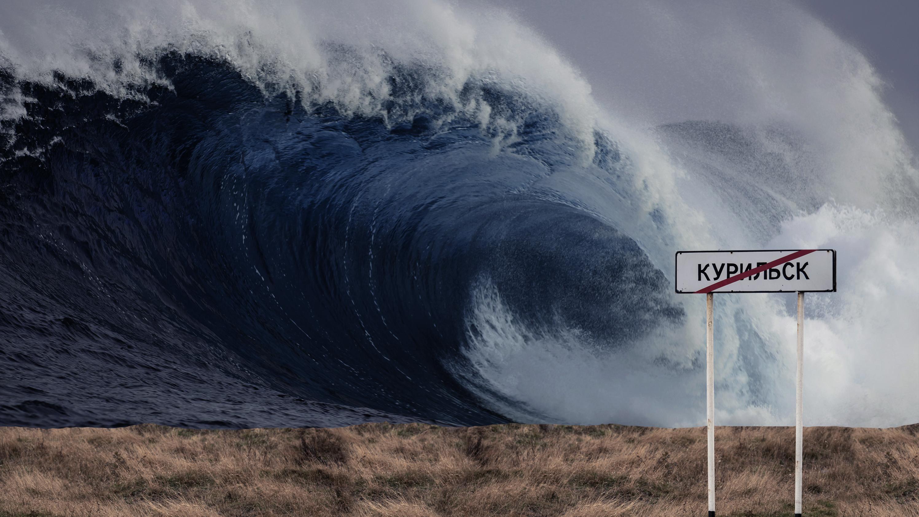 Как и почему возникают цунами? причины, фото и видео