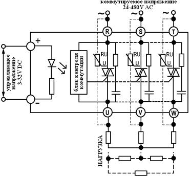 Твердотельное реле – устройство и особенности конструкции - zetsila