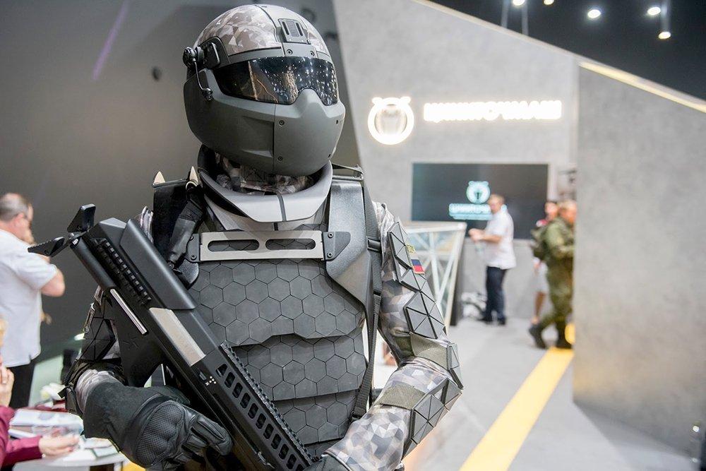 Российская боевая экипировка «ратник»