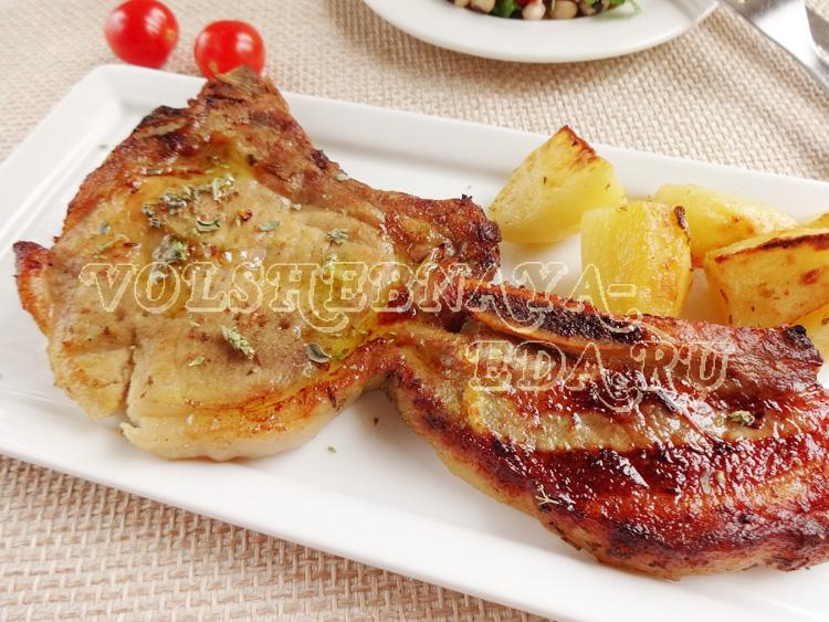 10 рецептов приготовления мягкой и сочной свиной корейки
