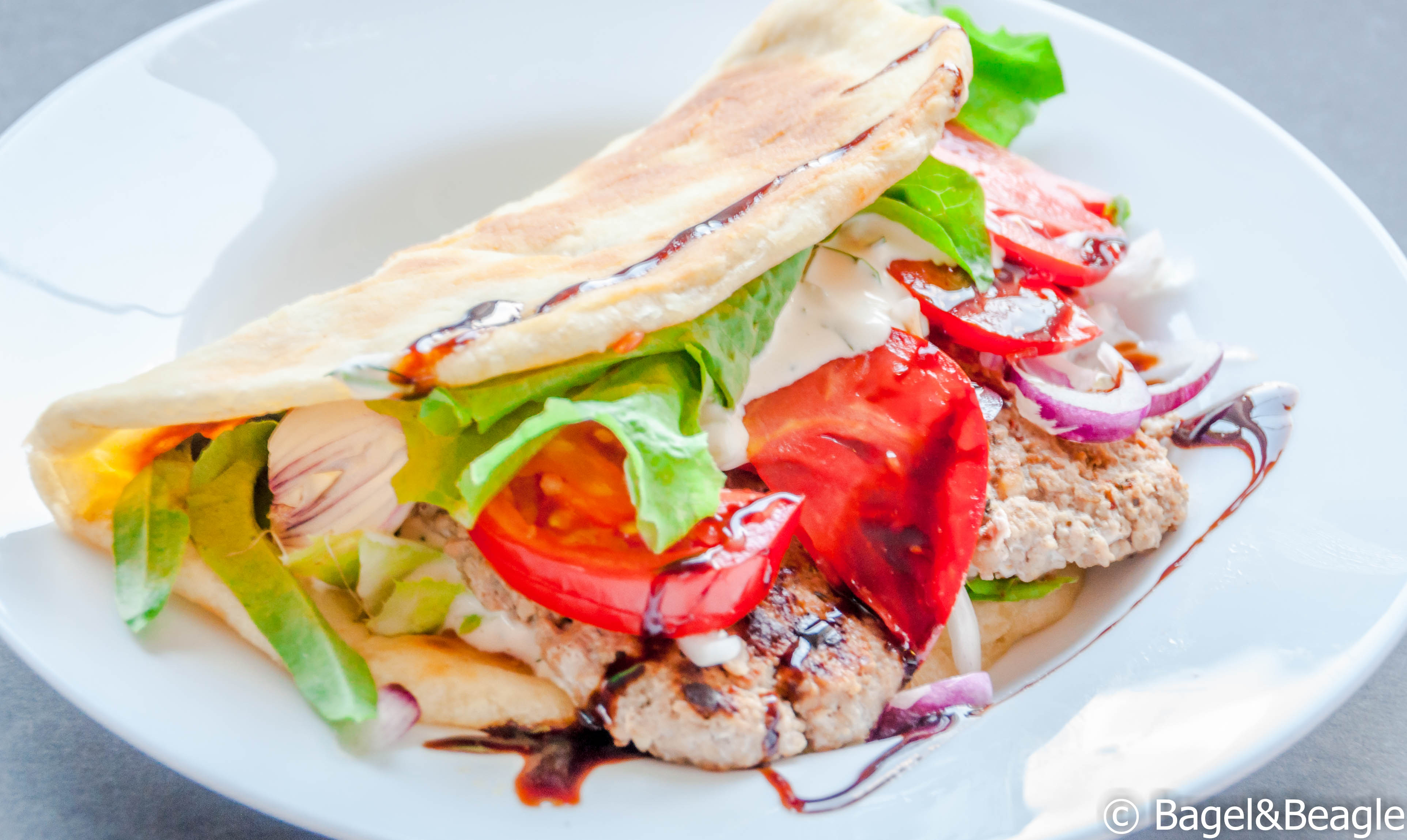 Греческий гирос – кулинарный рецепт