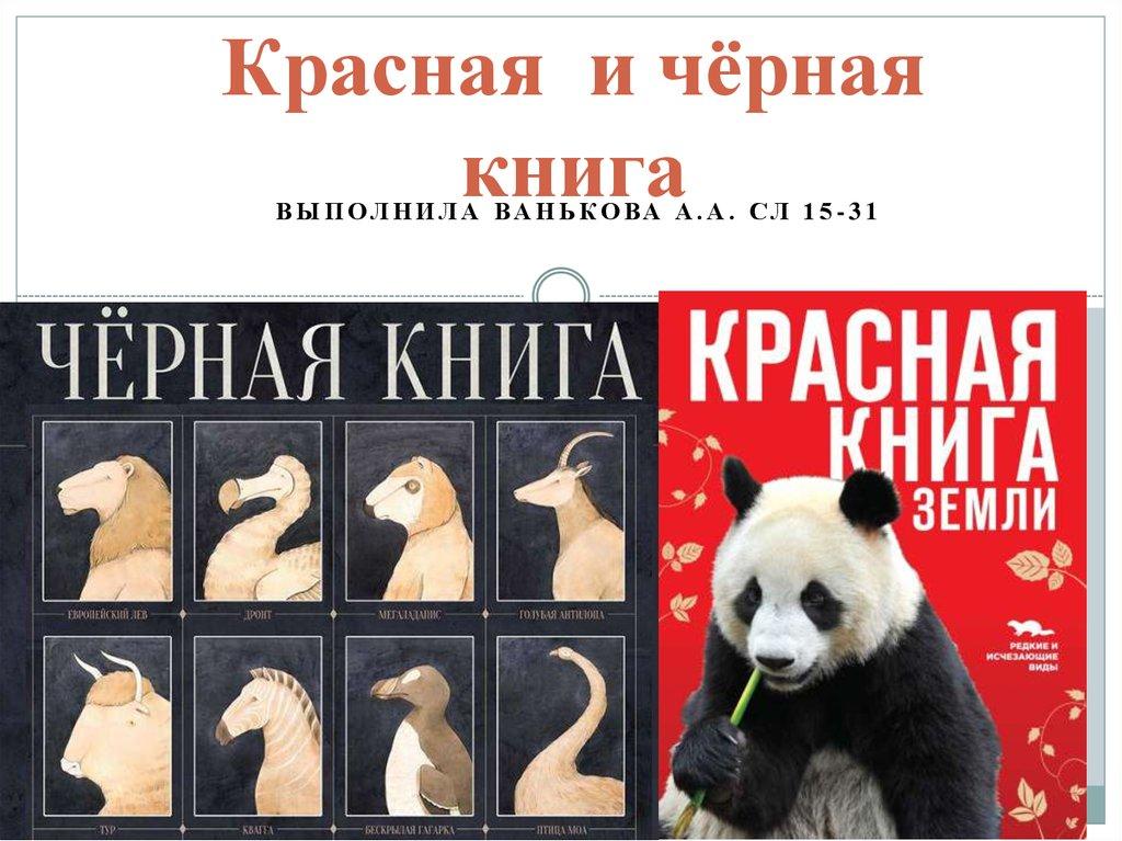 Международная красная книга википедия