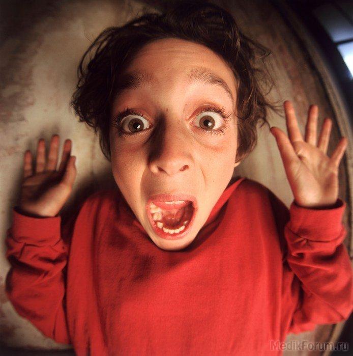 Идентификация страха.что это такое— чувство или черта характера?