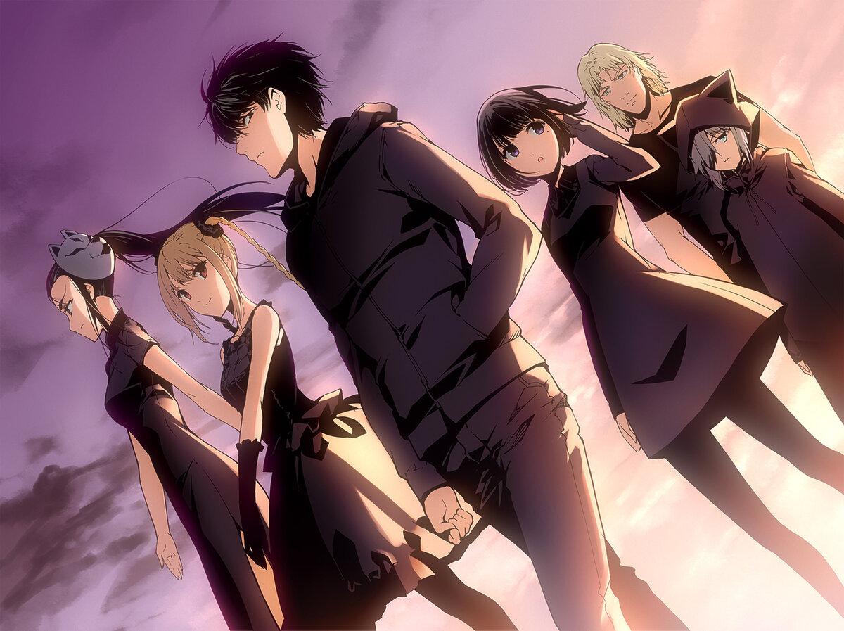 Что такое онгоинг? аниме-сериал