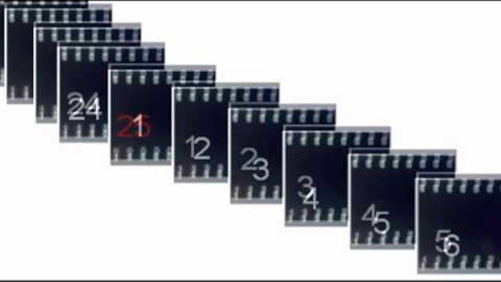 25 кадр - это что такое? суть, эффект, влияние 25-го кадра на человека :: syl.ru