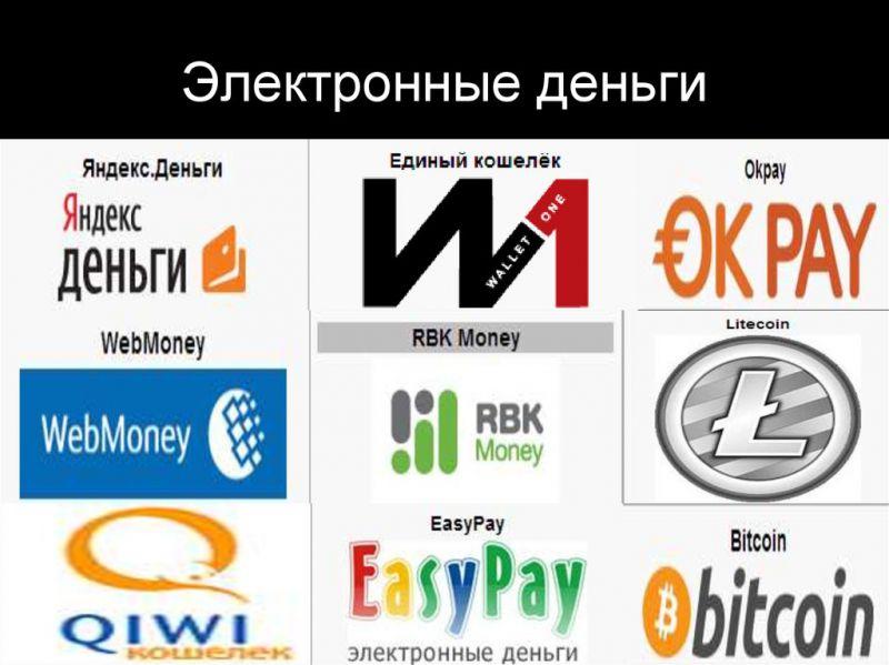История цифровых денег вкратце