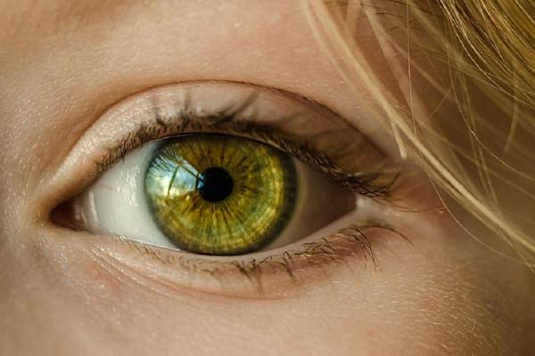Пальминг. упражнение для глаз.