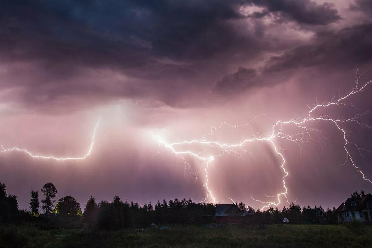 Что такое гром? гром и молния - устрашающее явление природы