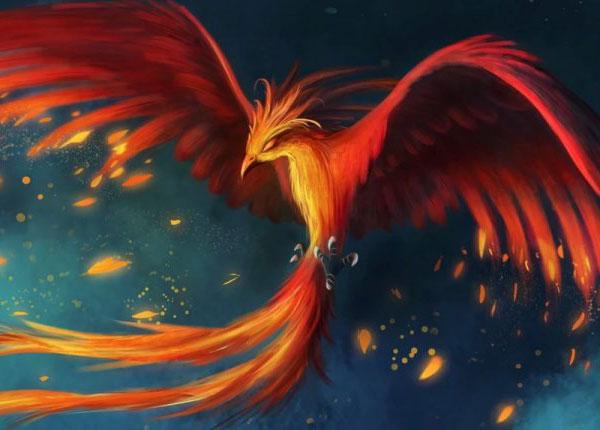 Птица феникс - биография, мифы и легенды, образ и характер - 24сми