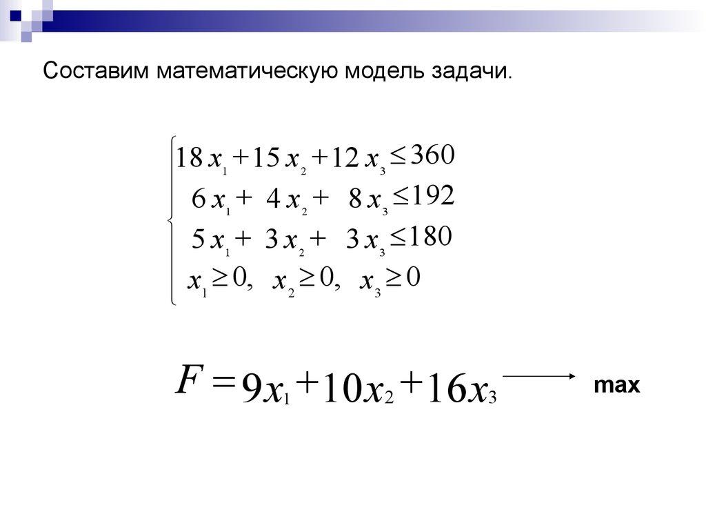 Математическая модель | наука | fandom