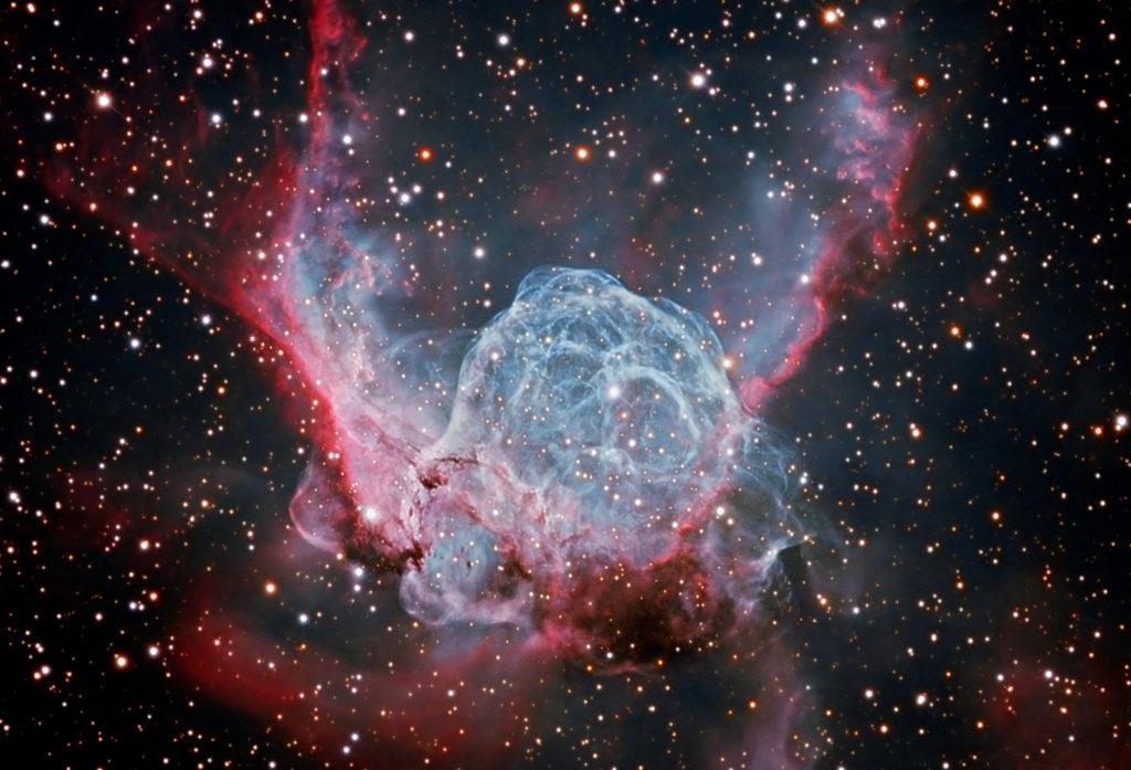 Какие бывают туманности в космосе