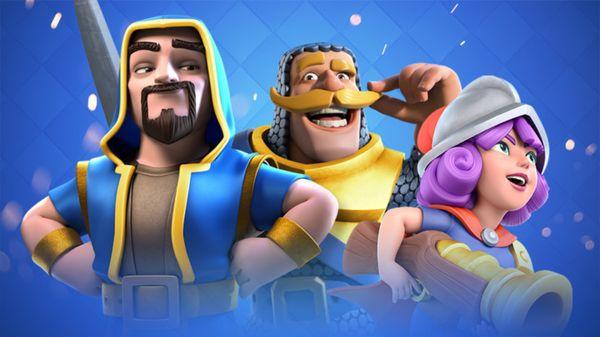 Игра clash royale бесплатно