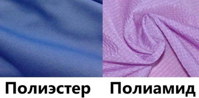 Ткань полиэстер - как изготовлена, свойства, особенности ухода