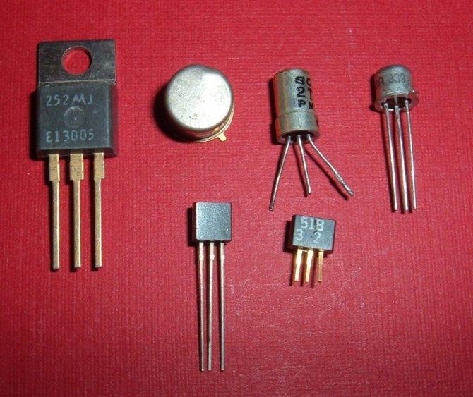 Для чего нужны транзисторы и как они работают