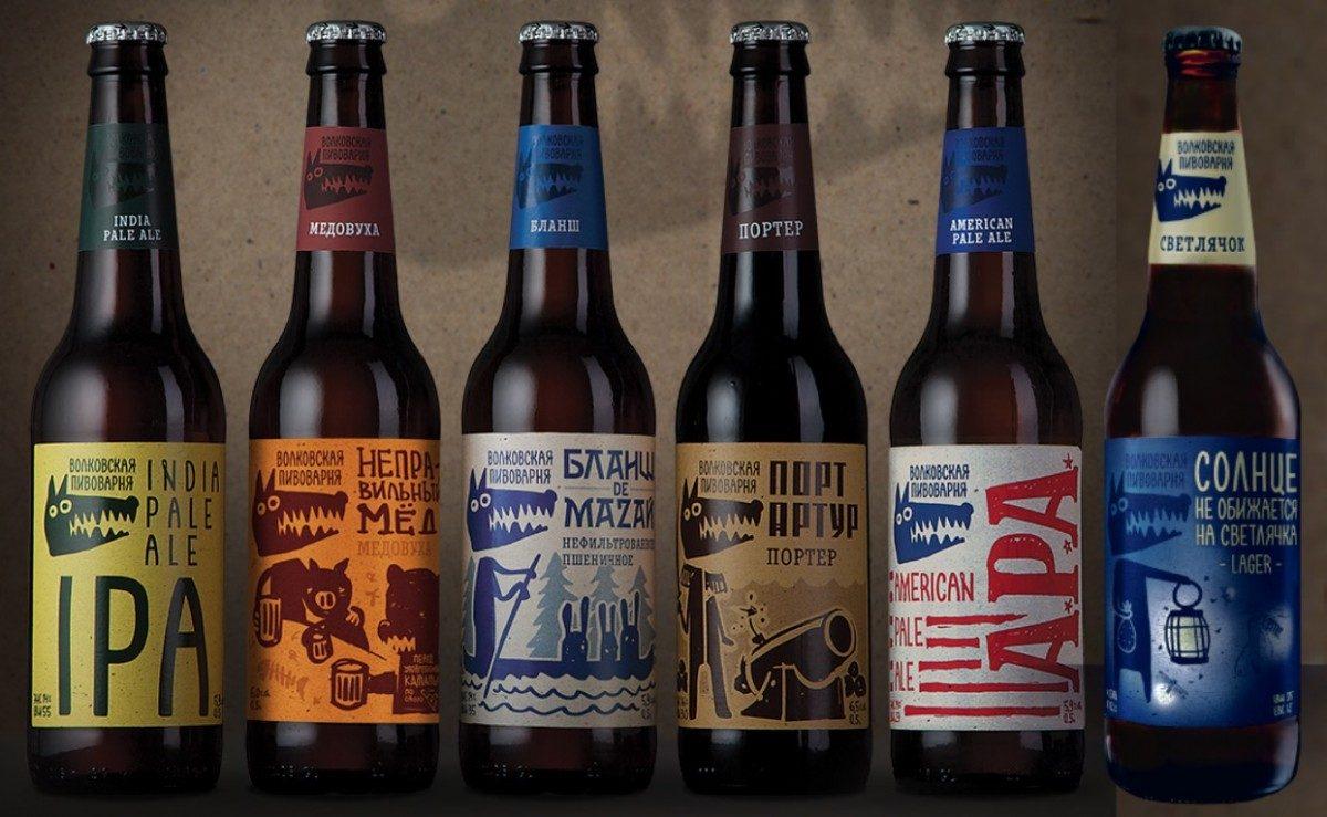 Крафтовое пиво - что это такое и чем оно отличается от обычного?