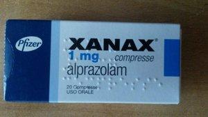 Ксанакс - аптечный наркотик вызывающий зависимость - нарко инфо