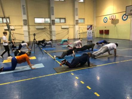 Физические упражнения для эффективного оздоровления
