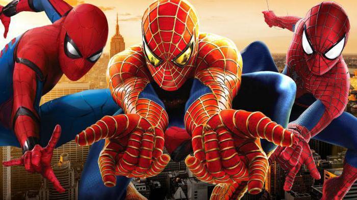 Человек-паук (мультсериал, 1994)