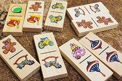 Правила игры в домино - как играть в домино козёл