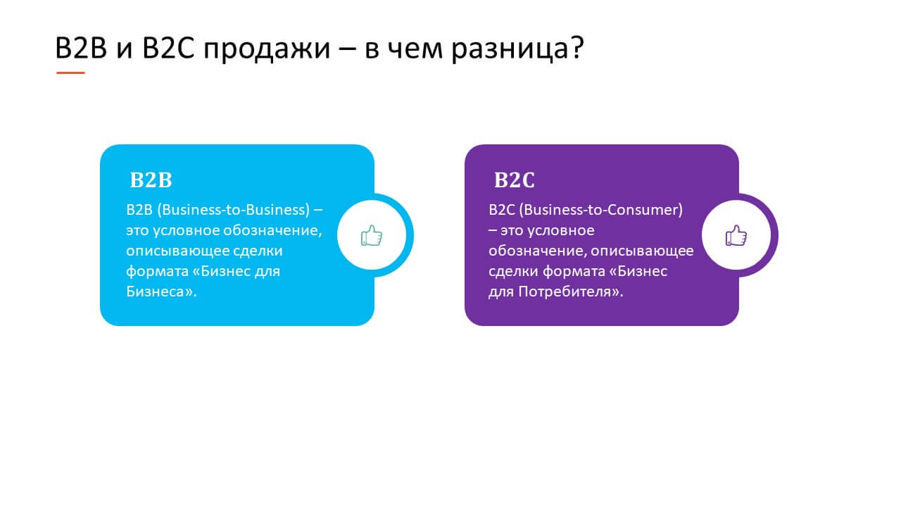 B2c продажи - что это такое простыми словами, техники продаж и отличия от b2b, особенности технологии в2в, проработка важных моментов быстрых продаж