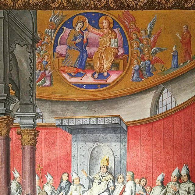 Папа римский – глава католической церкви, который когда-то был сильнее европейских королей