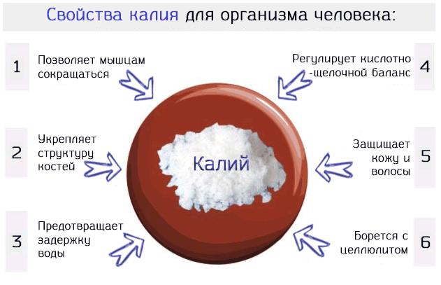 Если повышен калий в крови,что это значит у взрослого?