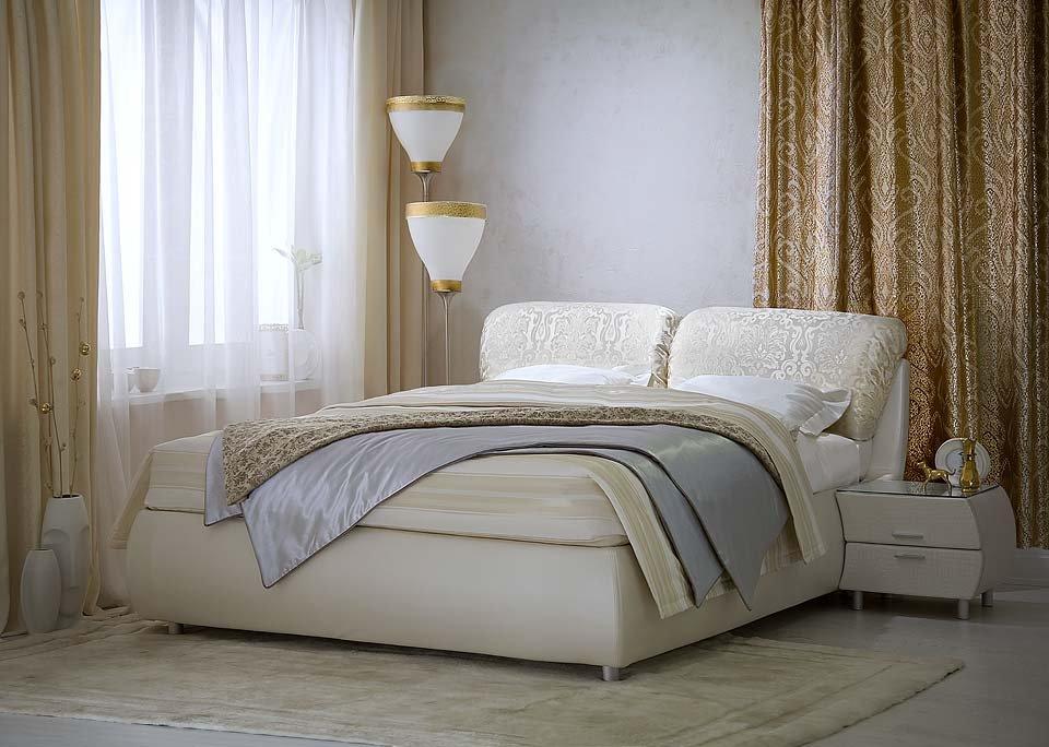 Какую кровать лучше выбрать в спальню: всё о каркасах, механизмах и внешнем виде