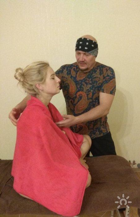 Как делать тантрический массаж?