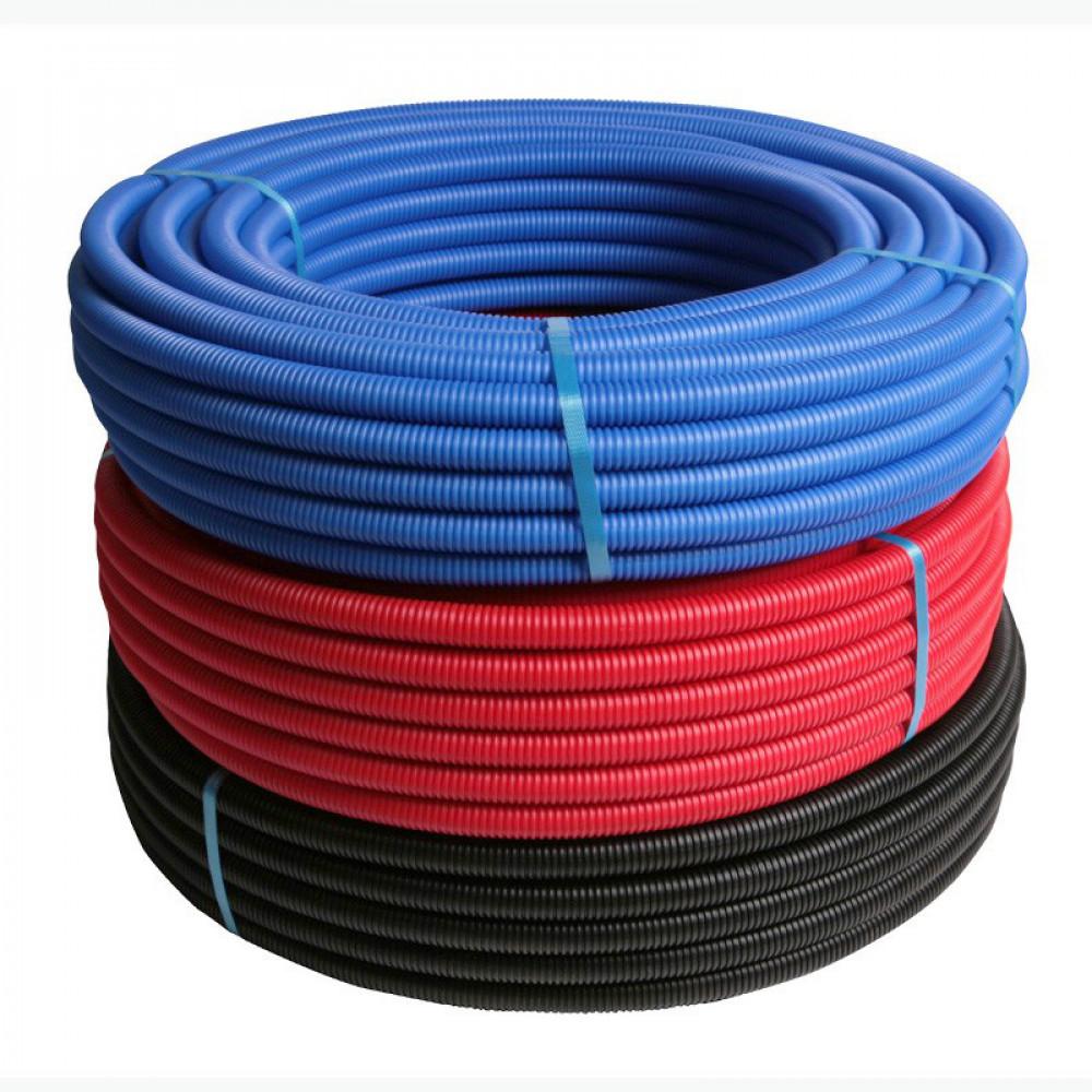 Гофра для кабеля – предназначение, выбор и требования при эксплуатации