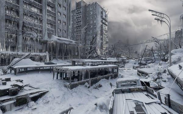 Ядерная зима — википедия