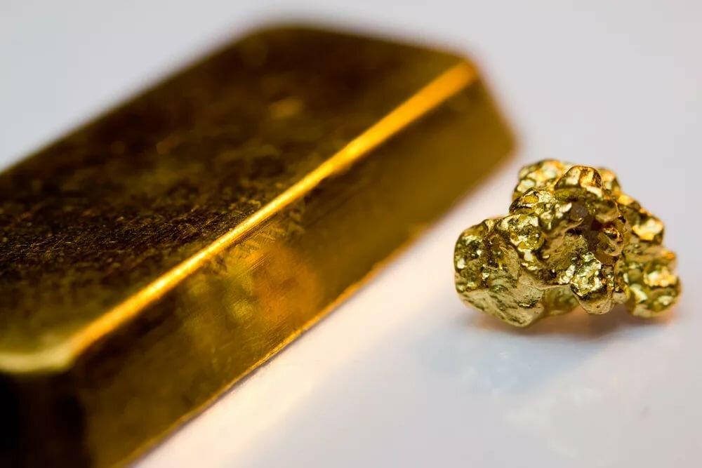 История открытия золота.