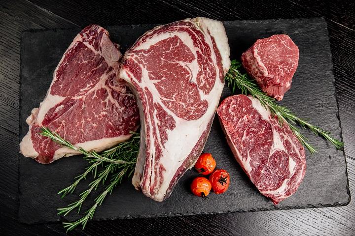 Мраморное мясо - что это такое: виды и рецепты приготовления