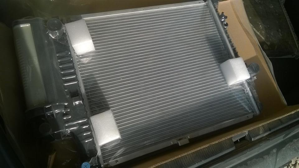 Радиатор — словарь автомеханика