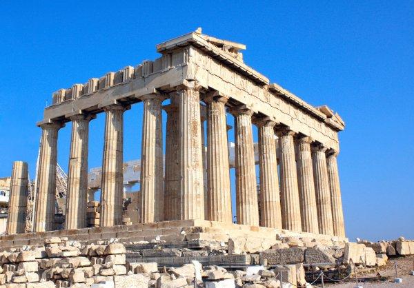 Парфенон - история строительства, зодчий, особенности архитектуры, легенды, мифы и неизвестные факты