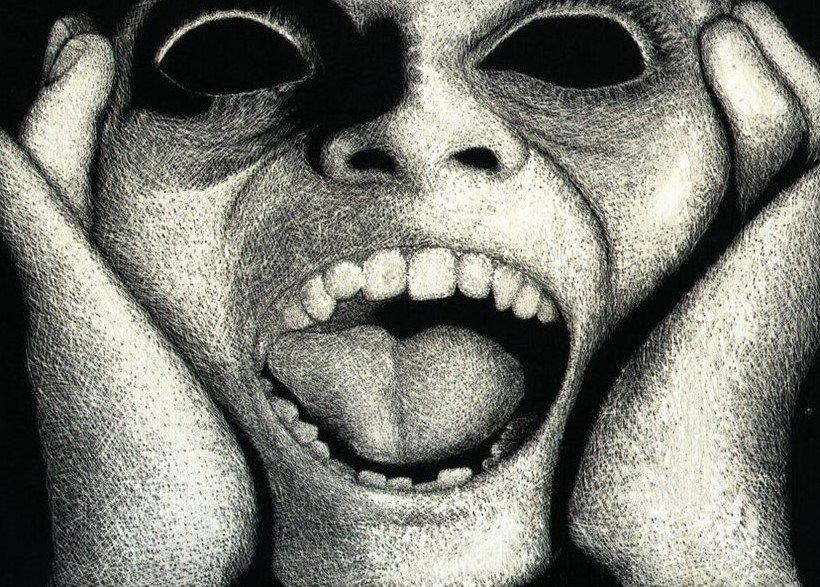 Скример — мракопедия
