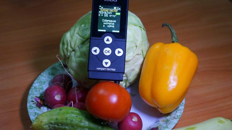 Нитраты в овощах: что такое нитраты и откуда они берутся в овощах? |