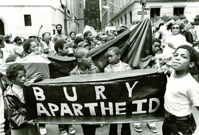 Что такое апартеид