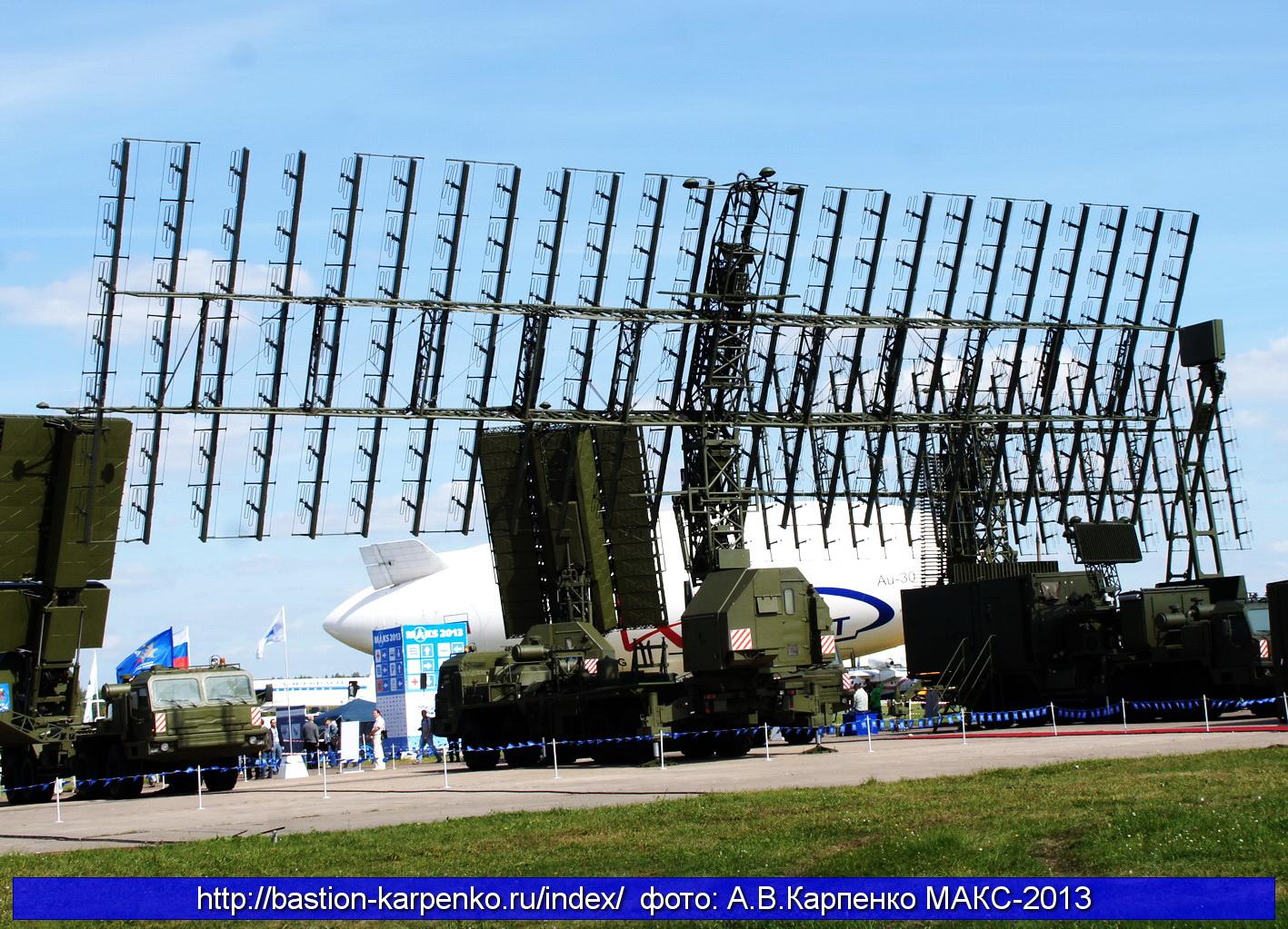 Зенитные ракетные войска российской федерации