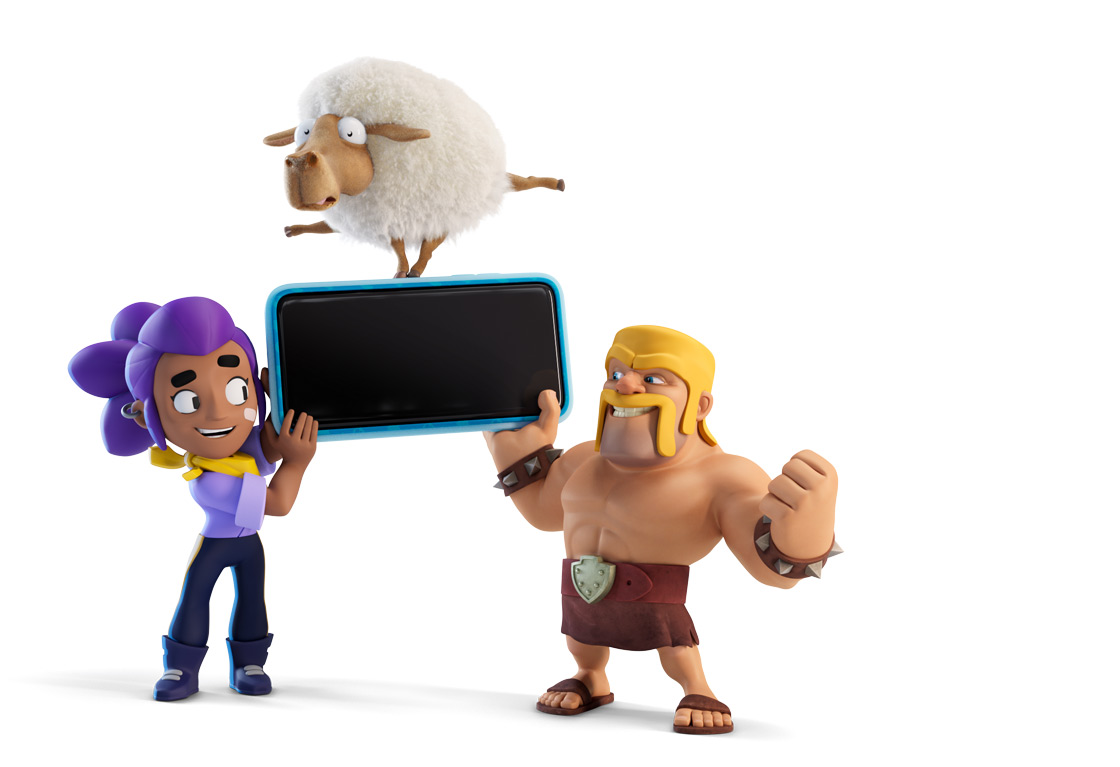 Supercell support