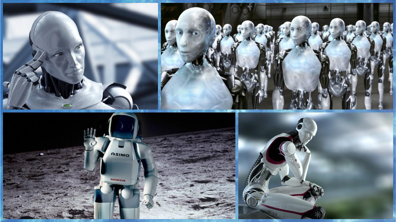 Три закона робототехники - faq по реальности