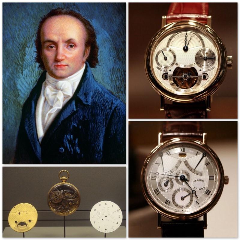 Когда появились наручные часы?
