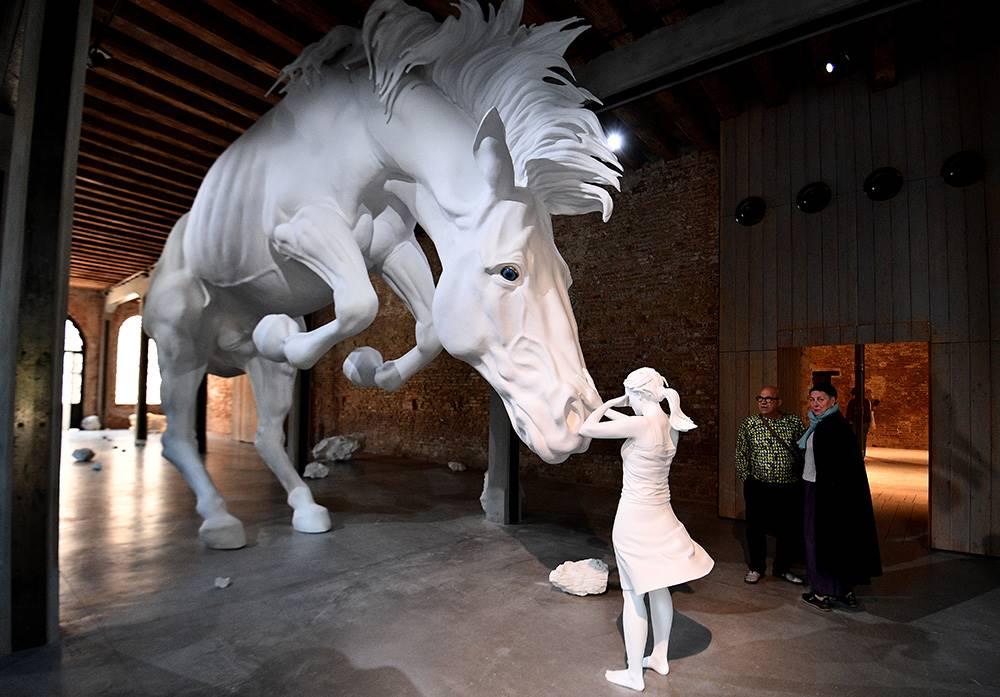 Венецианская биеннале — википедия. что такое венецианская биеннале